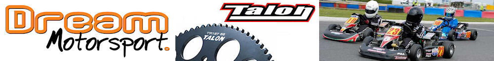 Dream Motorsport Sprockets for Karts